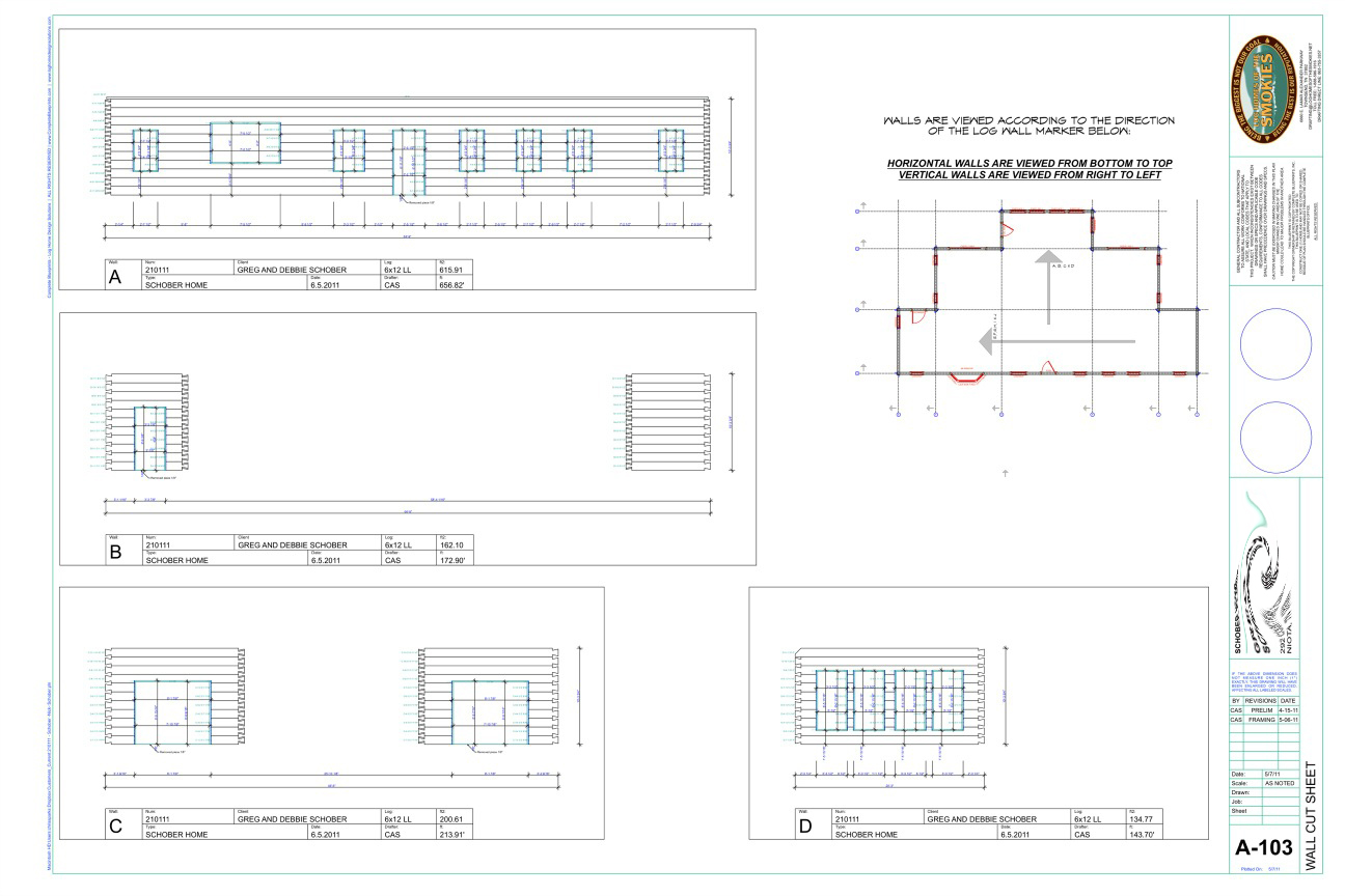 What is Included in House Plans - Complete Blueprints